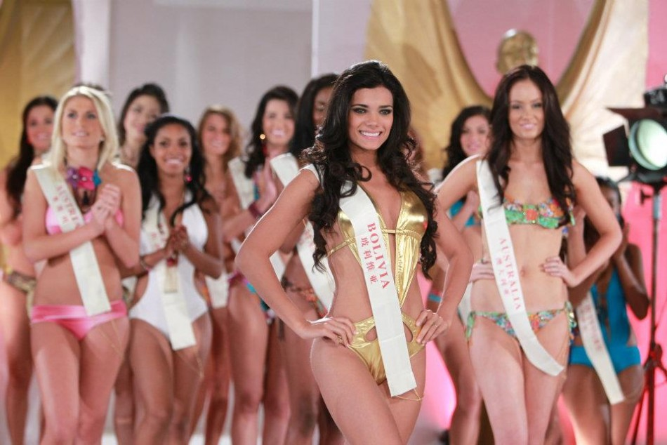 Miss Bolivia 101