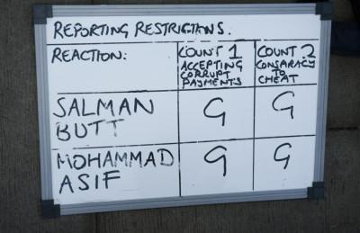 Pakistan Spot-Fixing