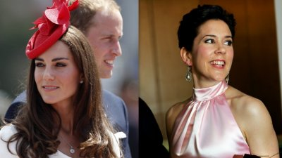 Kate Middleton and Princess Mary The Uncanny Royal Resemblance