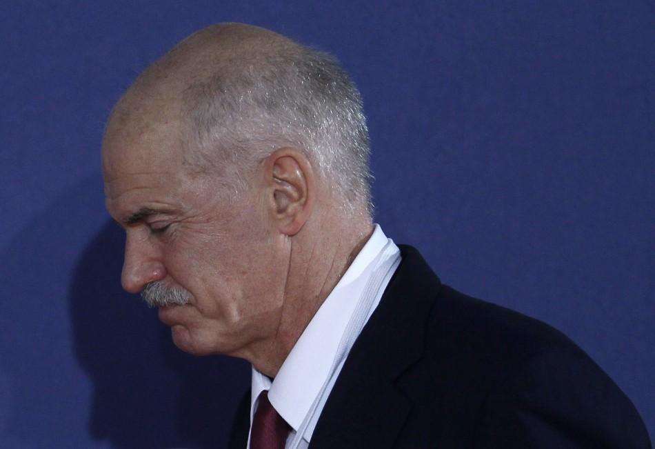 Greek leader