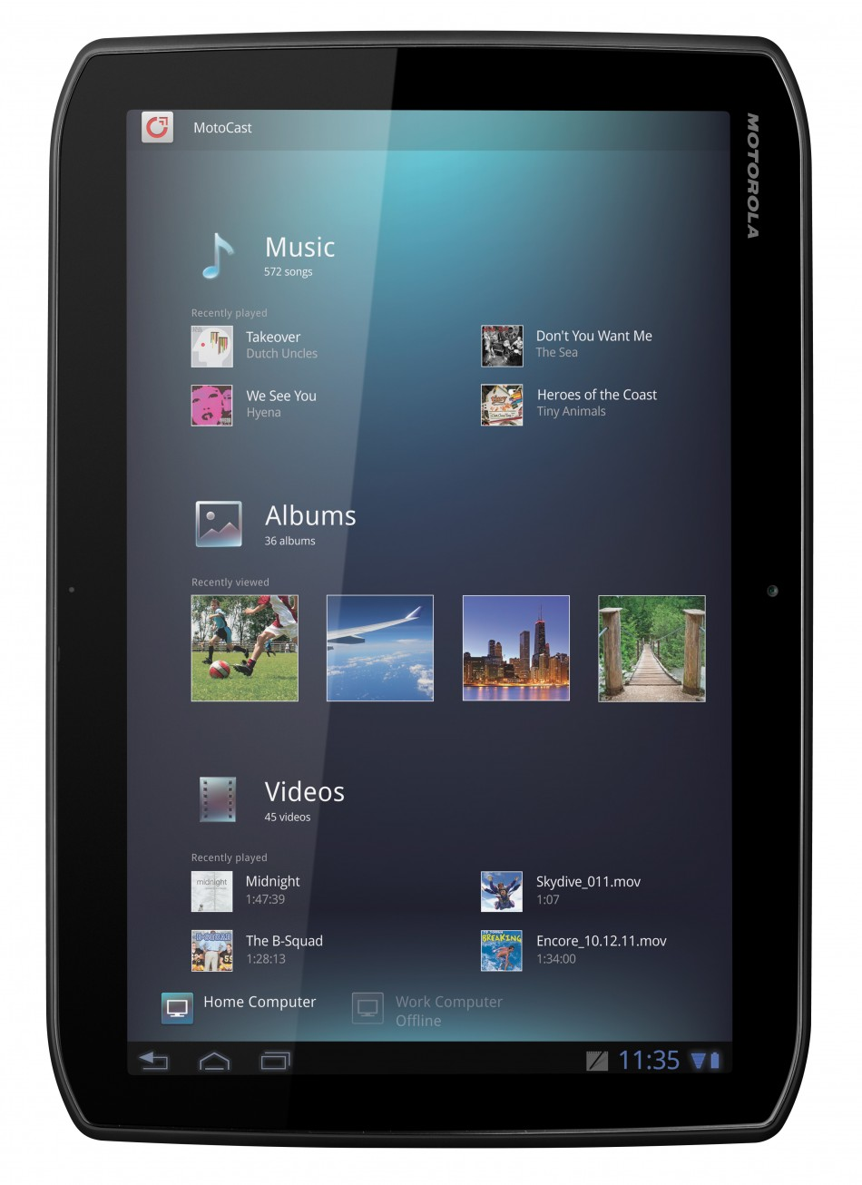 The Motorola Xoom 2 Tablet PC