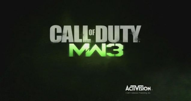 UK Games Chart 14 Nov.: Skyrim Felled By Call of Duty : Modern Warfare 3