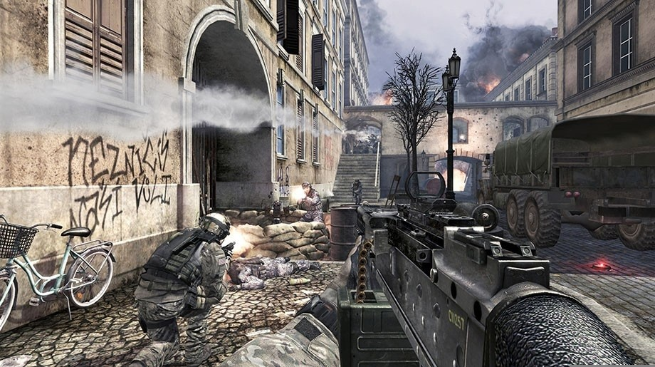 6. Call of Duty Modern Warfare 3 to Outgun Battlefield 3 Analysts Predict