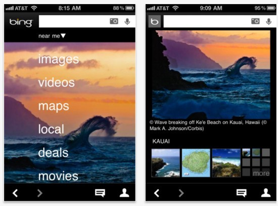 Windows Phone Whoopsy Daisy: Bing App Skips Windows Phone 7 to Android, iOS Competition