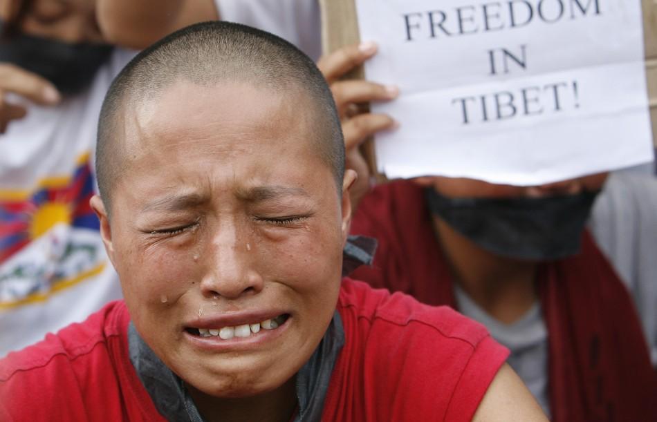 Tibetan Nun Dies in China