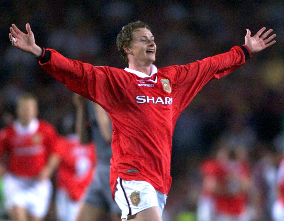Ole Gunnar Solskjær: £1.5 million