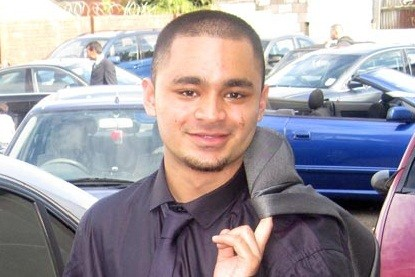 """Azezur """"Ronnie"""" Khan has been named as the victim killed in a shooting at a funeral in south London."""