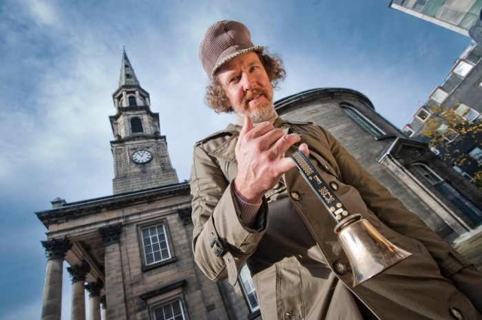 On 27 July 2012 at 8:00 BST, Work No. 1197: All the bells in a country rung as quickly and as loudly as possible for three minutes by Turner Prize-winning artist and musician Martin Creed, will be performed throughout the UK to celebrate the first day of
