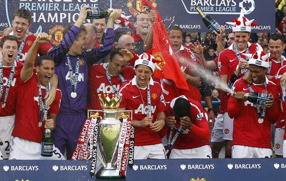 Sir Alex Ferguson Greatest Man United Celebrated Wins in 25 years - May 22, 2011