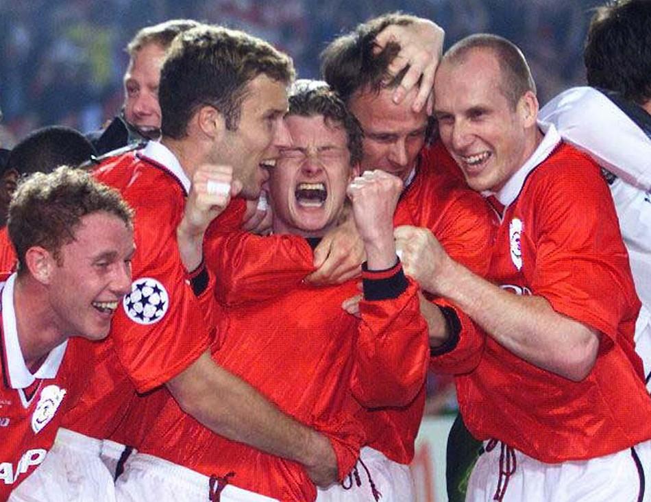 Sir Alex Ferguson Greatest Man United Celebrated Wins in 25 years - May 26,1999