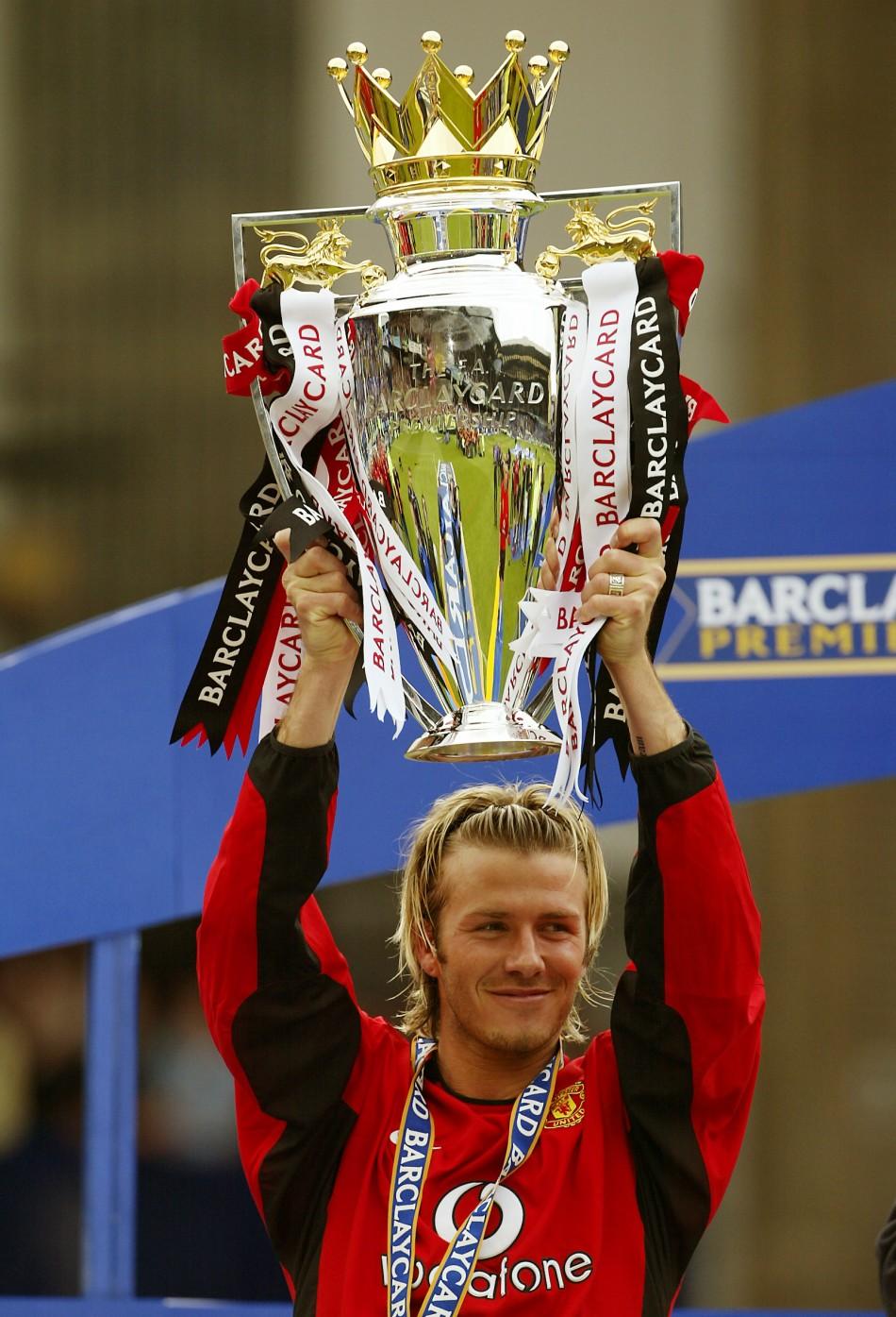 Sir Alex Ferguson Greatest Man United Celebrated Wins in 25 years - May 11, 2003
