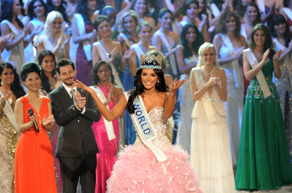 Miss World 2011 - Miss Venezula, Ivian Sarcos