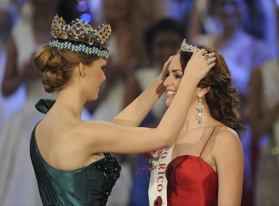 Miss World 2011 second runner up - Miss Puerto Rico, Amanda Perez