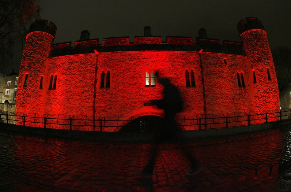 July 20 - Tower of London
