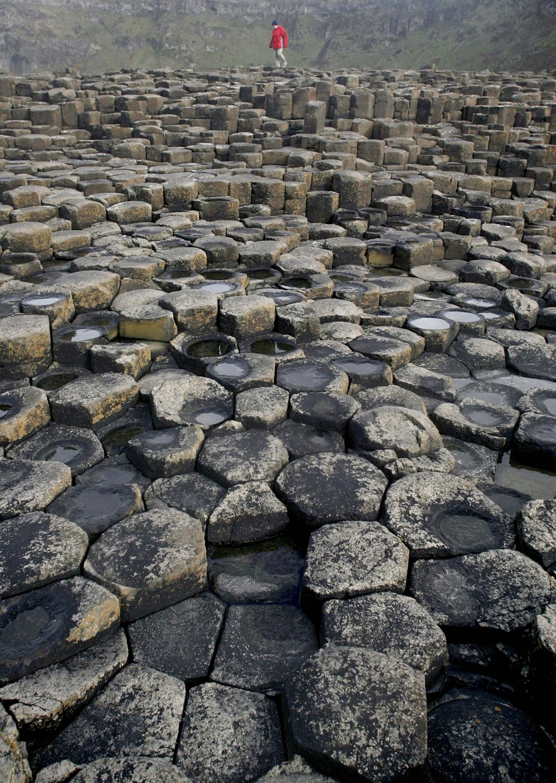 June 4 - Giant's Causeway, Northern Ireland