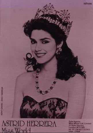 Miss World 1984