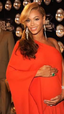 Beyonce Baby Blue Ivy Carter