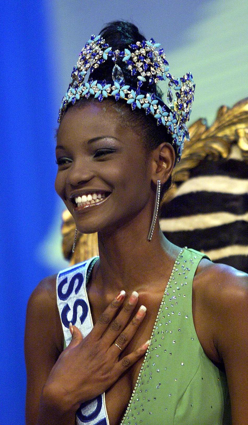 Miss World 2001