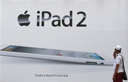 Apple iPad Market Dominance Kills Android Competition