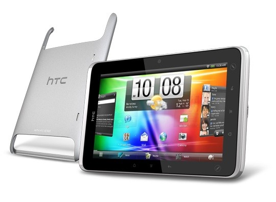 HTC to Take Second Swing at Apple's iPad 2012