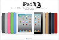 Apple iPad 3 to Face Nokia and HTC Made Competition Upon 2012 Release Rumours Suggest