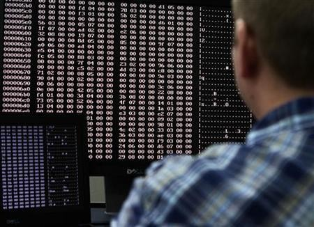 North Korea cyber war