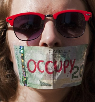 Occupy Vancouver issued notice of eviction