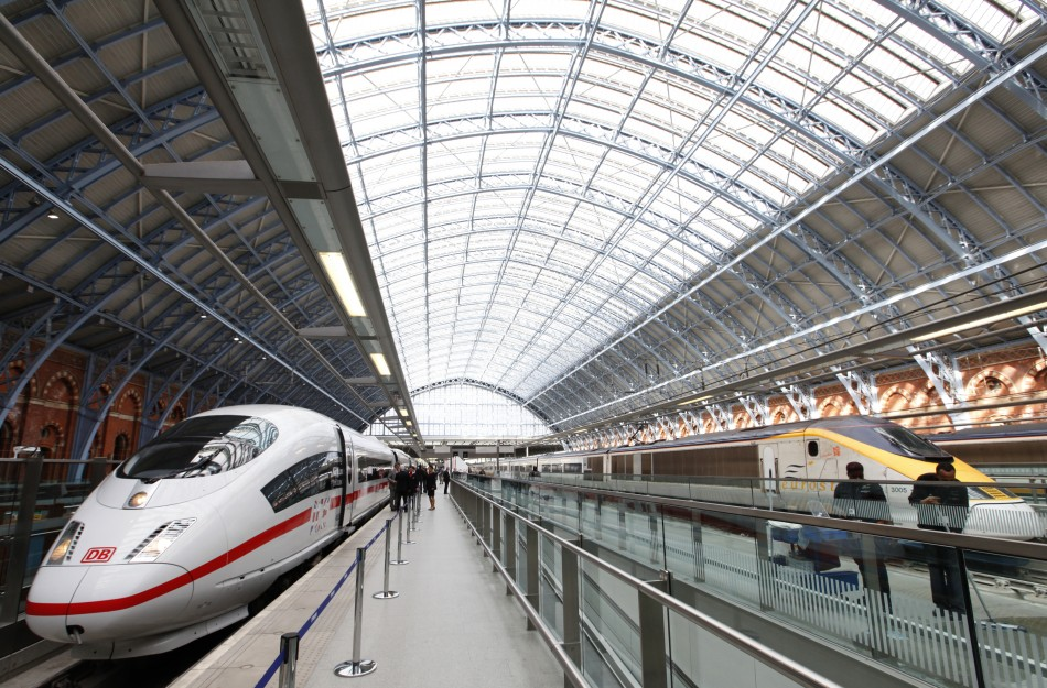 The proposed high speed rail link will connect London with a good number of British cities and also the rest of Europe.