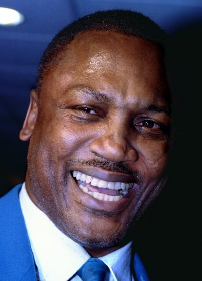 Former Heavy-weight World Boxing Champion Joe Frazier of the US , October 13