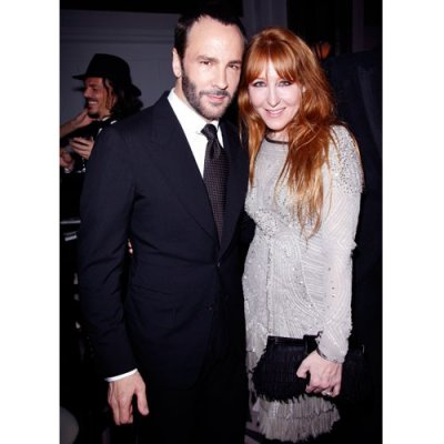 Tom Ford and Charlotte Tilbury