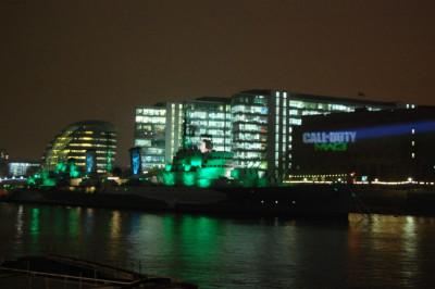 Call of Duty Modern Warfare 3 London launch party