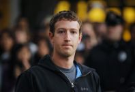 "The security flaw, which reveals a series of photos from Mark Zuckerberg's private Facebook page, was discovered after a web expert managed to gain access thanks to a ""bug"" in the social networking site."