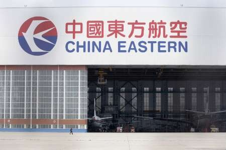 China Eastern H1 net profit rises 78.8 pct