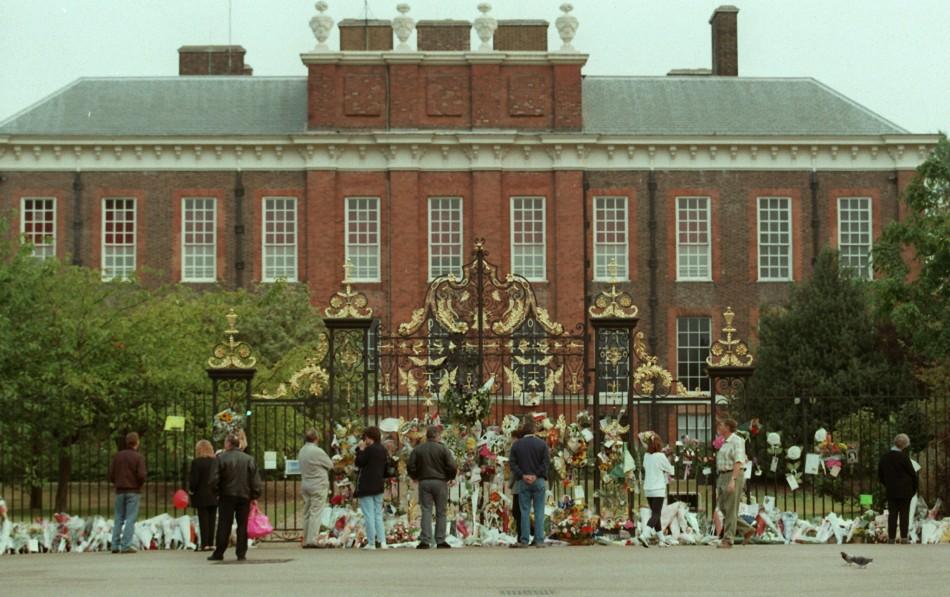 Jaeger Plans for 19.21 million Kensington Palace Staff Uniform Makeover.