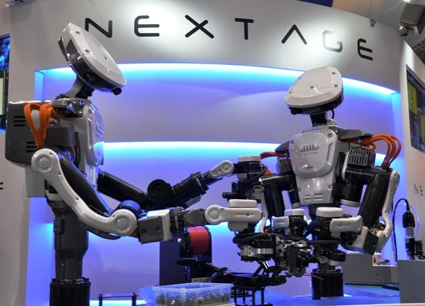 Nextage industrial robot