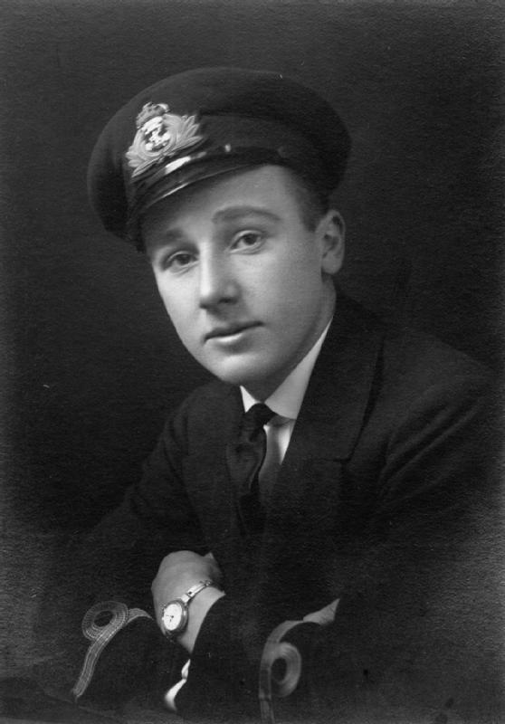 Sub-Lieutenant H V Bartlett, HMS Malaya.