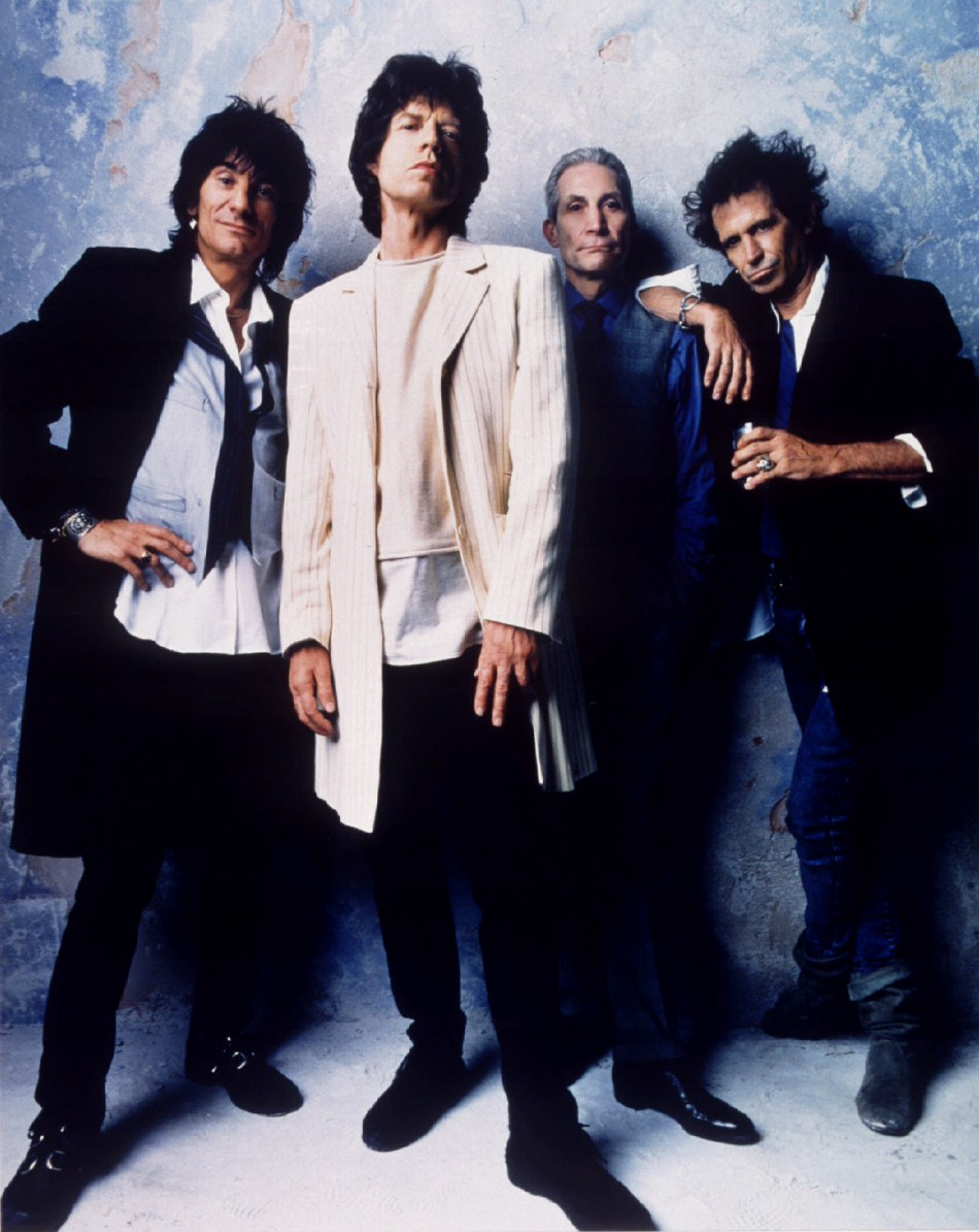 rolling stones reunion for 50th anniversary