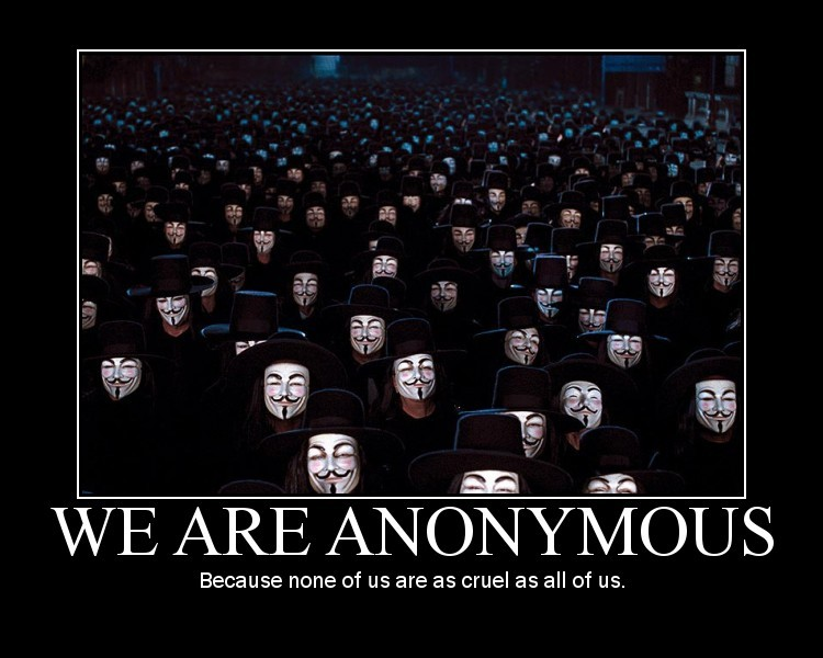 Occupy London: Countdown to Anonymous' Night of a Thousand Masks Begins