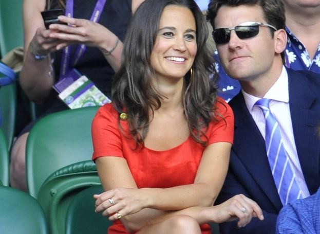 Pippa Middleton and Alex Loudon