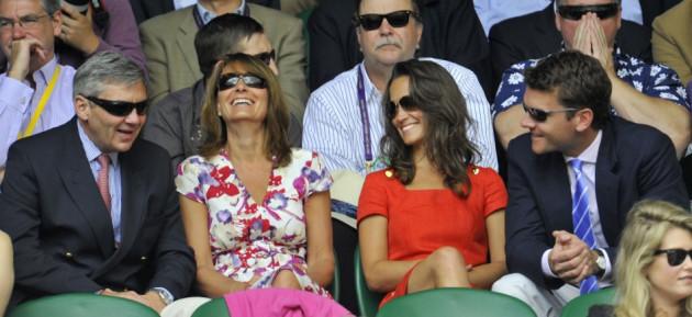 Pippa Middleton and Alex Loudon split