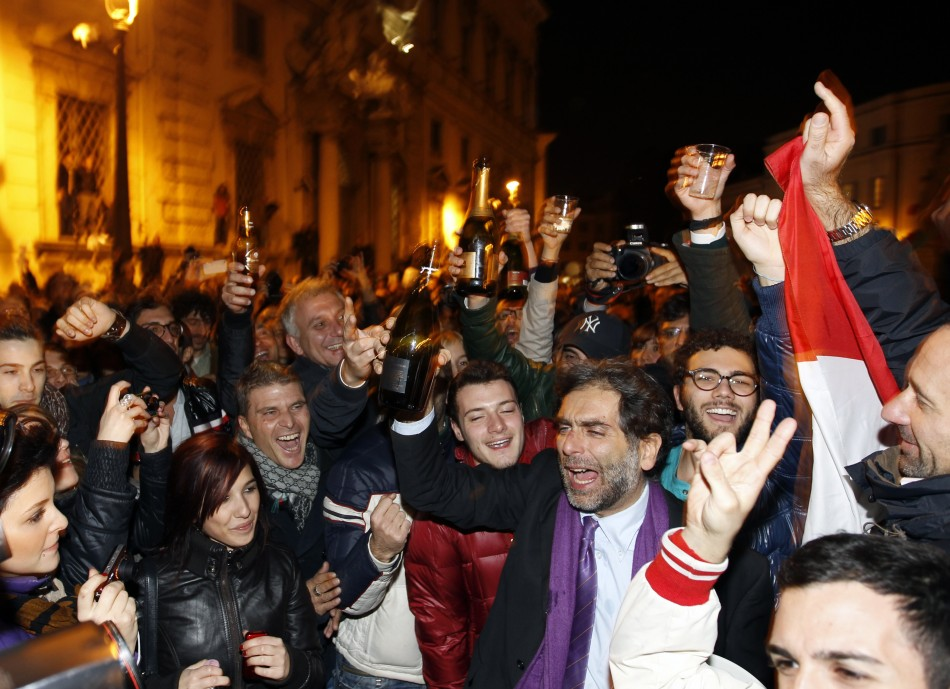Rome into Jubilation