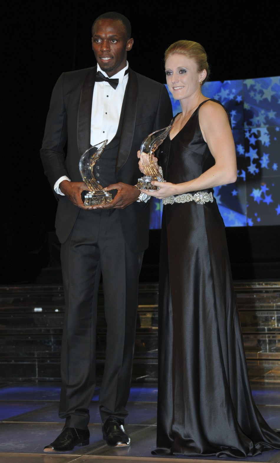 IAAF Athlete of the Year Awards - Sally Pearson, Usain Bolt