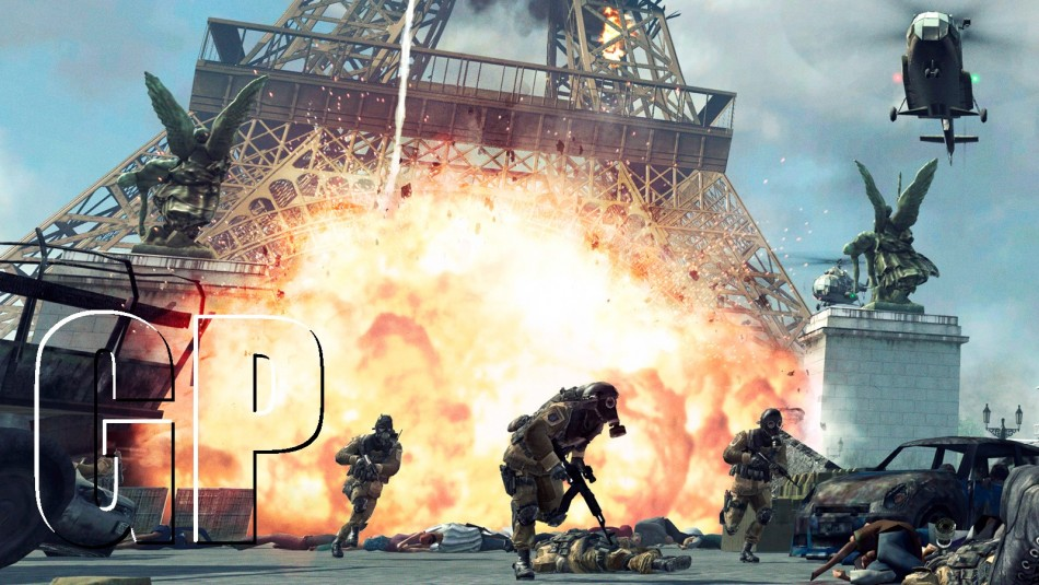 MW3: Solid, but not groundbreaking. Still Explosions are awesome.
