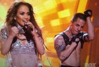 Jennifer Lopez and rumored boyfriend Casper Smart
