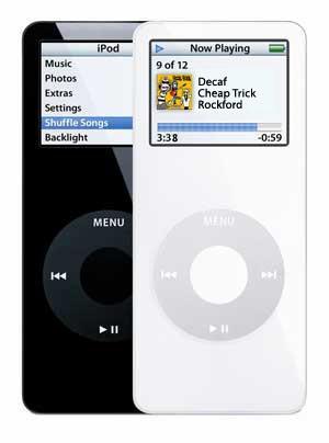 iPod nano first generation