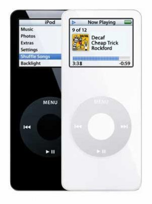 iPod nano first generation