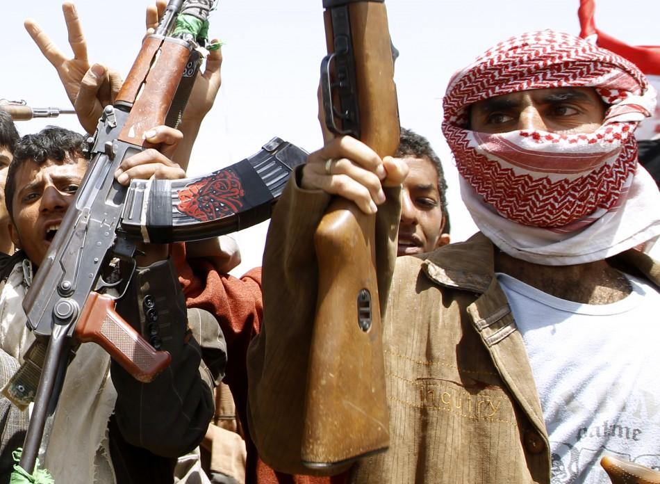 Yemen kidnappings