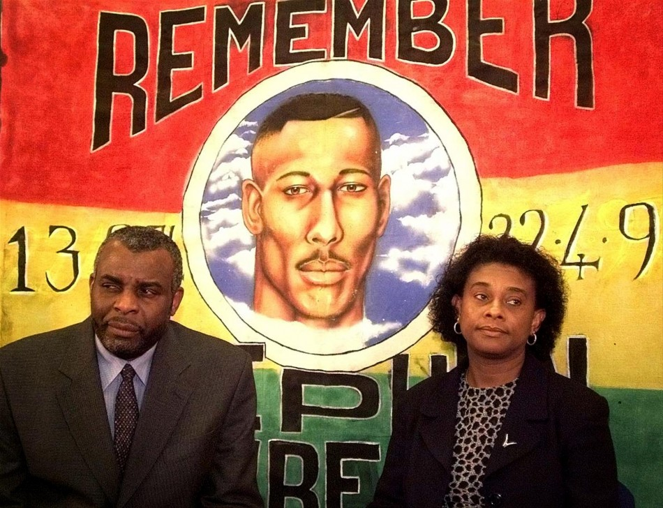 Parents of Stephen Lawrence