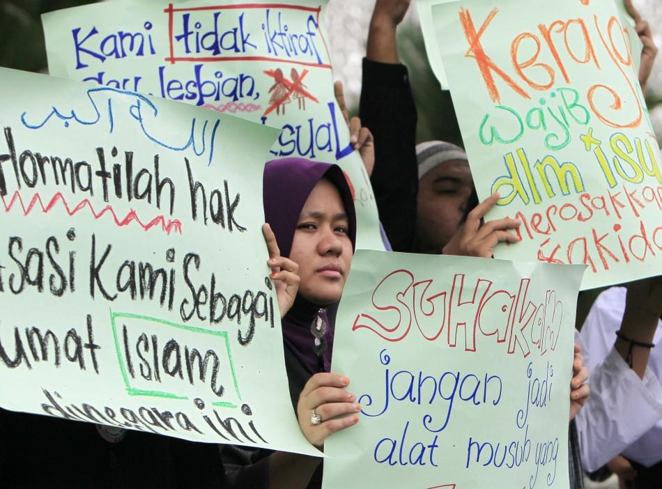 Malaysia Protest