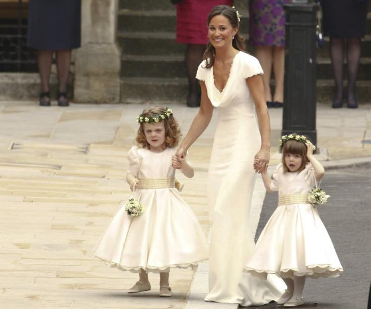 Pippa Middleton at royal wedding